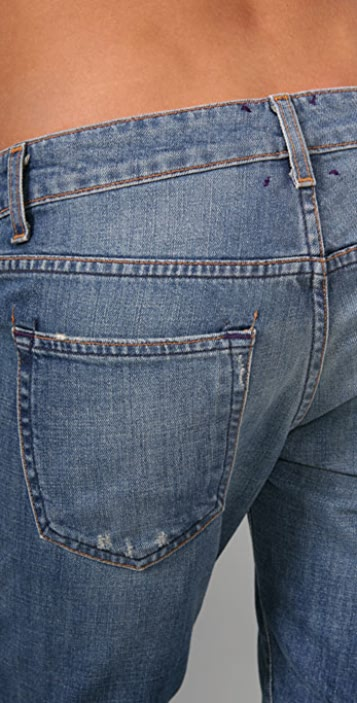 Rich & Skinny Skinny Boyfriend Jeans