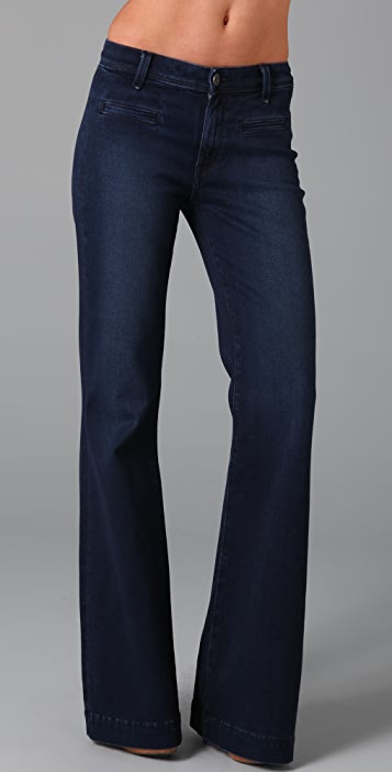 Rich & Skinny Sugar High Rise Flare Jeans
