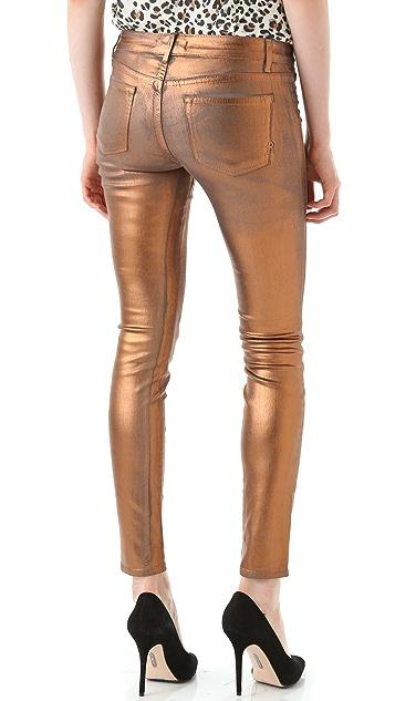 Rich & Skinny Legacy Sanded Foil Jeans