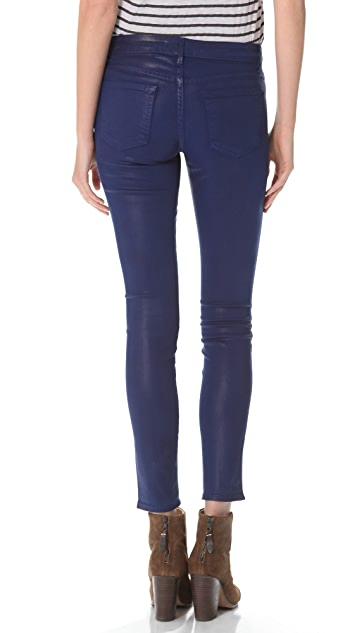 Rich & Skinny Coated Legacy Skinny Jeans