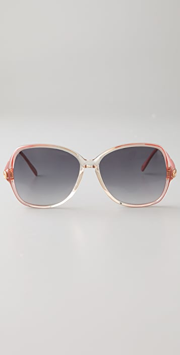 Retrosun Vintage Gucci Square Sunglasses