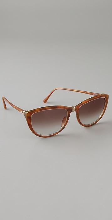d5b36d7a92d Retrosun Vintage Christian Dior Cat Eye Sunglasses