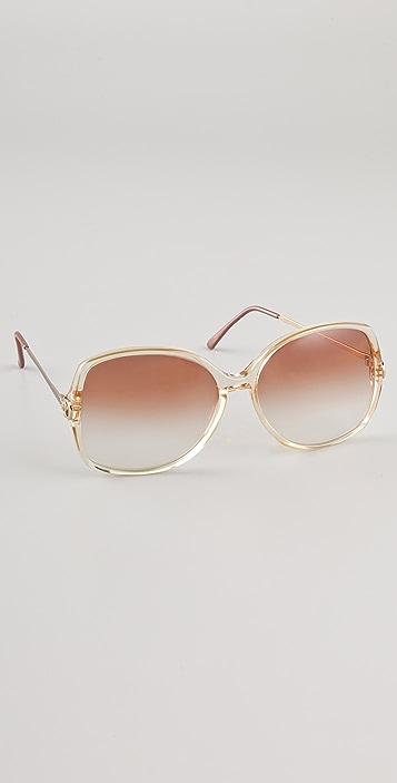 801650851ad Retrosun Vintage Gucci  70s Seduction Sunglasses