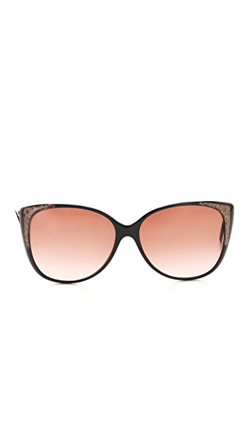 Retrosun Vintage YSL Cat Eye Sunglasses