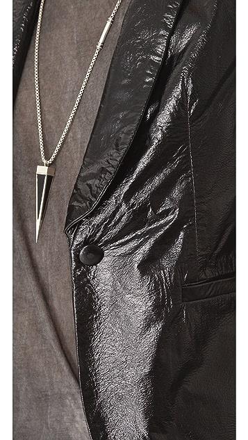 R13 Tuxedo Blazer