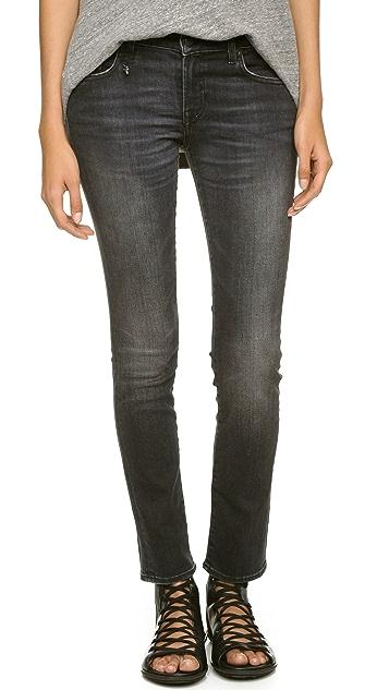 R13 Low Skinny Jeans