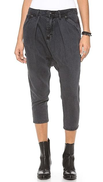 R13 Carpenter Harem Pants