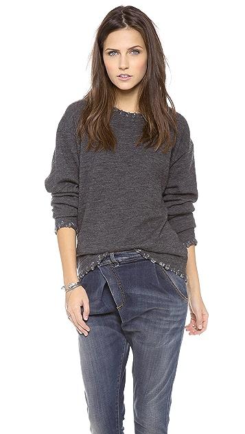 R13 Vintage Sweatshirt