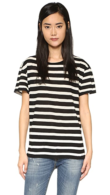 R13 Boy Striped Tee