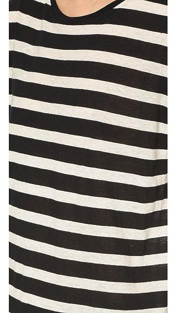R13 Boy Striped Tee