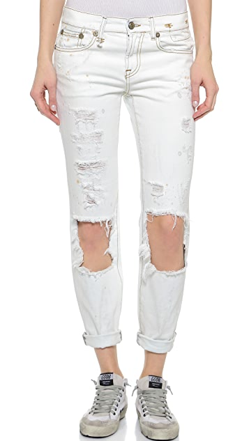 a36662e1564b3b R13 The Relaxed Skinny Jeans | SHOPBOP