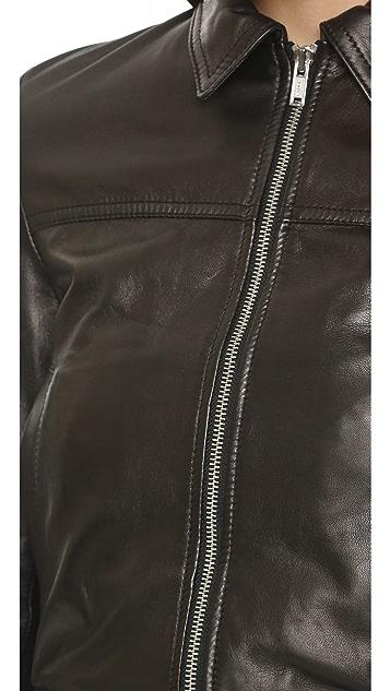R13 Berlin Leather Jacket