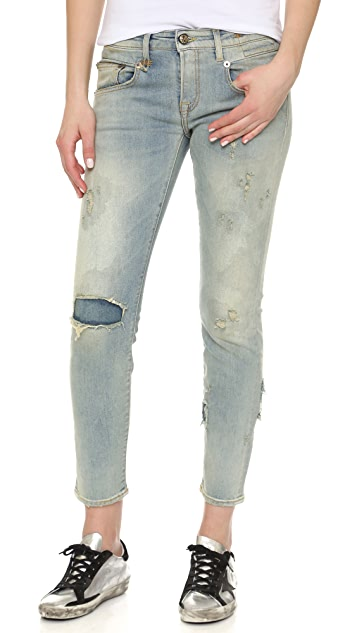 R13 The Boy Skinny Jeans