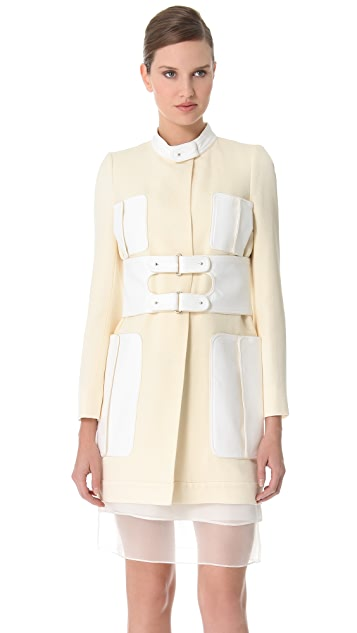 Rue du Mail Mod Belted Coat