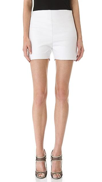 Rue du Mail High Waisted Shorts
