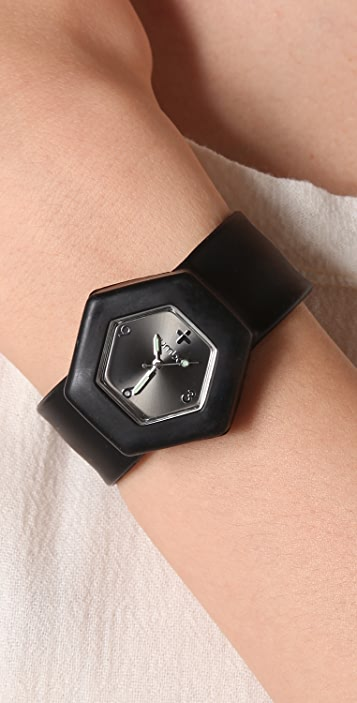 RumbaTime Lights Out Slap Watch