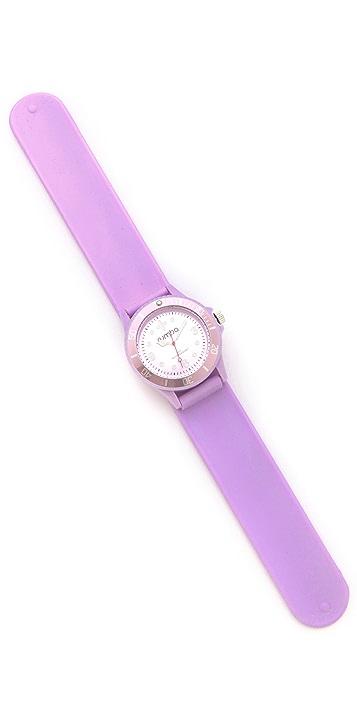 RumbaTime Sweet Lilac Perry Slap Watch
