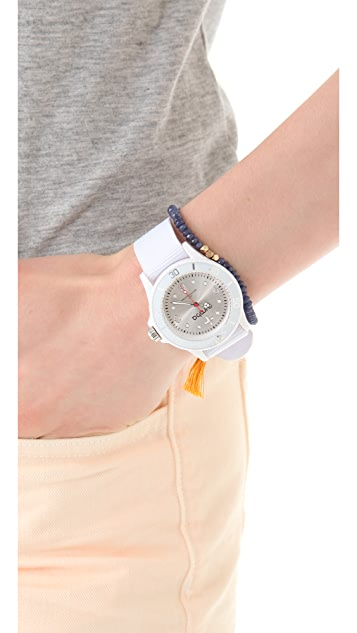RumbaTime Snow Patrol Perry Nylon Watch
