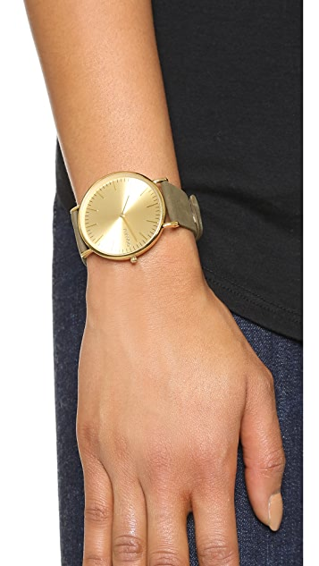 RumbaTime Soho Suede Watch
