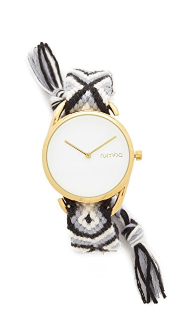 RumbaTime Jane Social Tees Watch