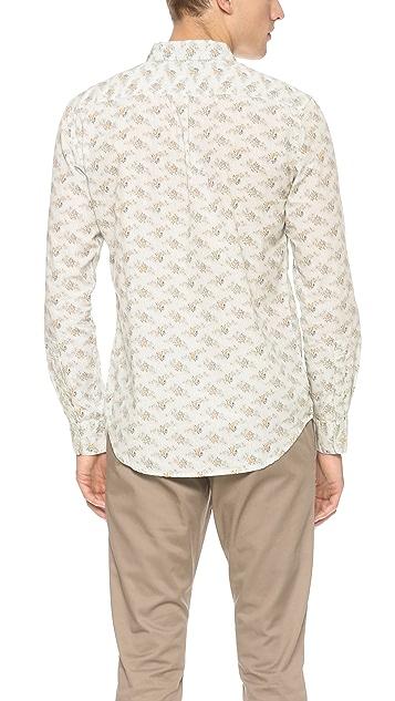 RVCA Fever Flower Shirt