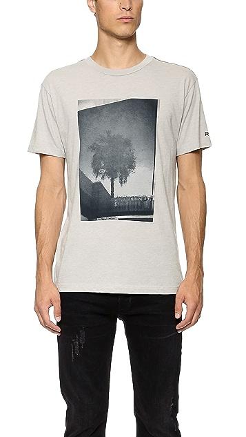 RVCA Palm Reflection T-Shirt