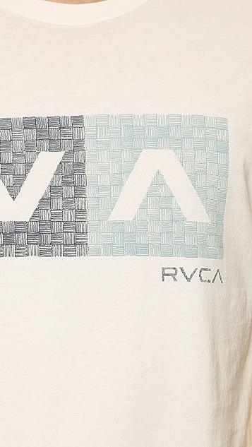 RVCA Hatch Box T-Shirt