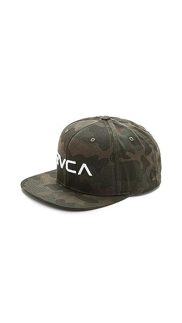 lowest price 1819d 10c02 france rvca rvca snapback iii cap 20a80 00c5f