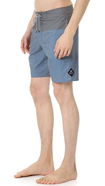 RVCA Dipped Trunks