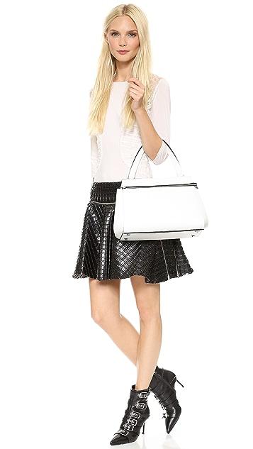 Rachel White Vintage Celine Medium Edge Bag