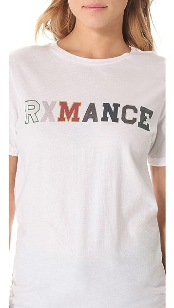 Rxmance College Tee