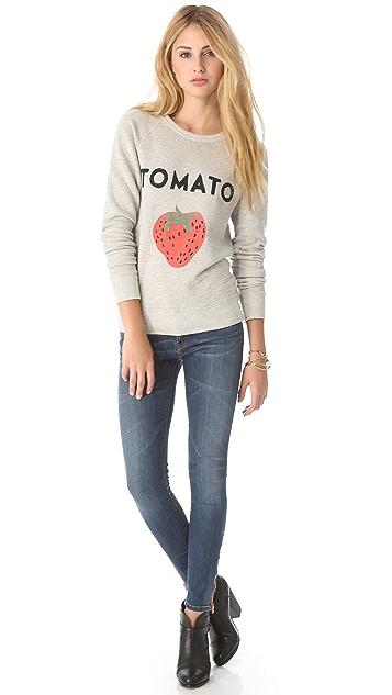 Rxmance Tomato Sweatshirt