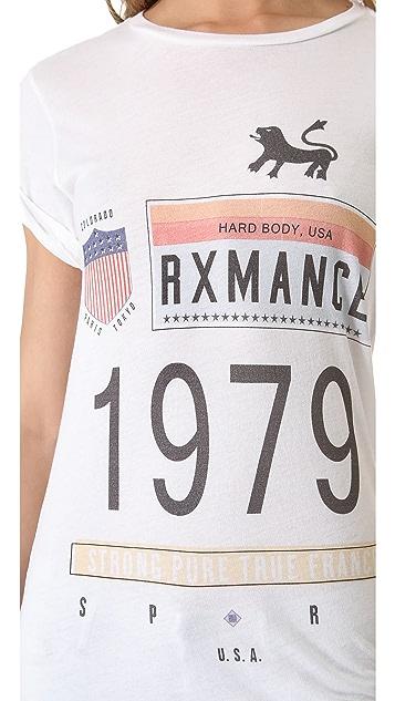 Rxmance Hard Body Tee
