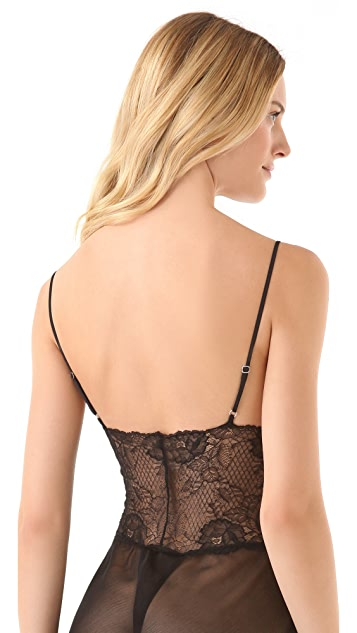 Samantha Chang Lingerie Beloved Keira Teddy