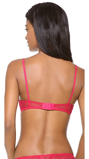 Samantha Chang Lingerie Underwire Lined Push Up Bra