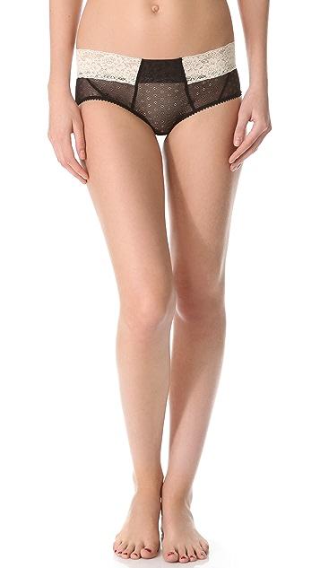 Samantha Chang Lingerie Meet Me at Midnight Boy Shorts
