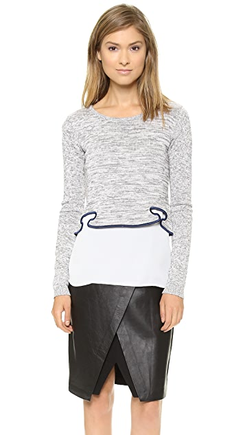 Sachin & Babi Sandra Cropped Sweater