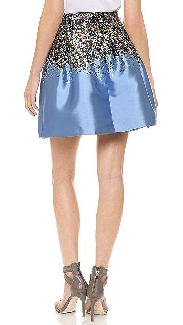 Sachin & Babi Belle Confetti Printed Skirt