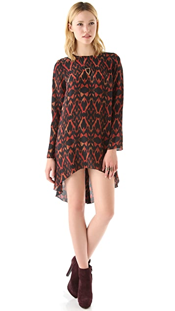Saloni Milly Shirtdress