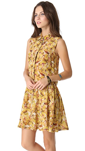 Saloni Bibi Shirtdress