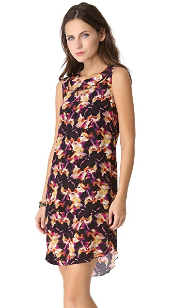 Saloni Monique Sleeveless Dress