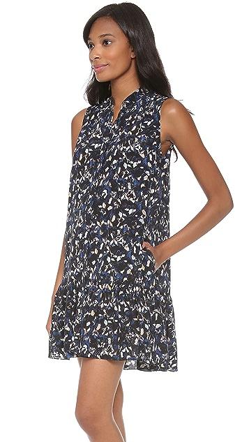 Saloni Tilda Frill Dress