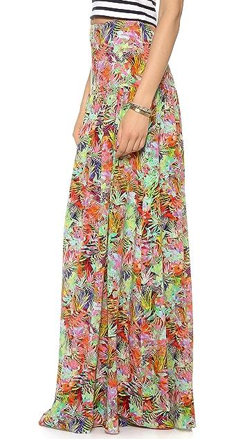 Saloni Laila Maxi Skirt