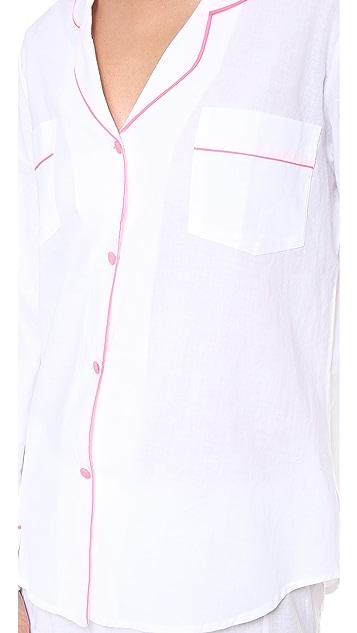 Salua Classic Cotton Pajama Set