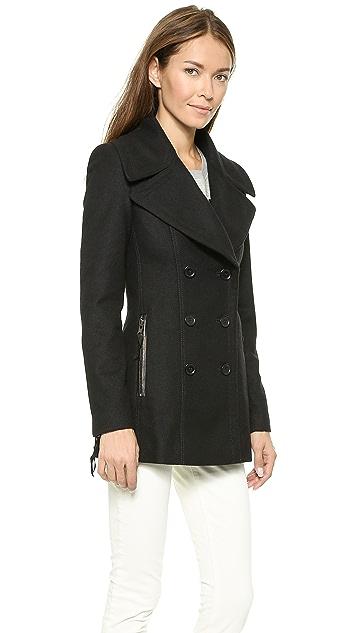 SAM. Perry Pea Coat