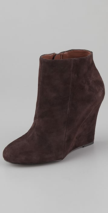 87d01c02d4d1 Sam Edelman Wilma Wedge Booties ...