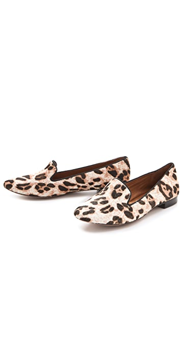 Sam Edelman Alvin Haircalf Smoking Flats