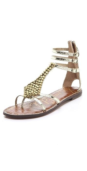 8f35618742d1c9 Sam Edelman Ginger Studded Gladiator Sandals