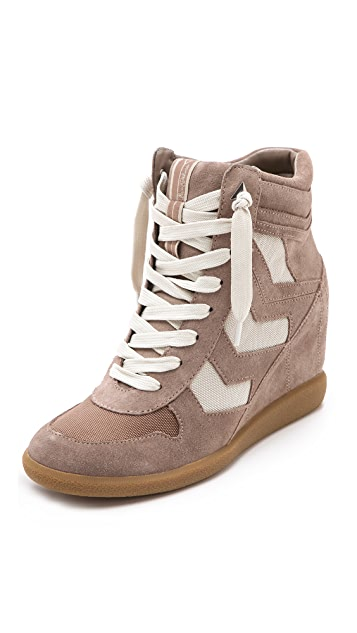 Sam Edelman Bennett Lace Up Sneakers