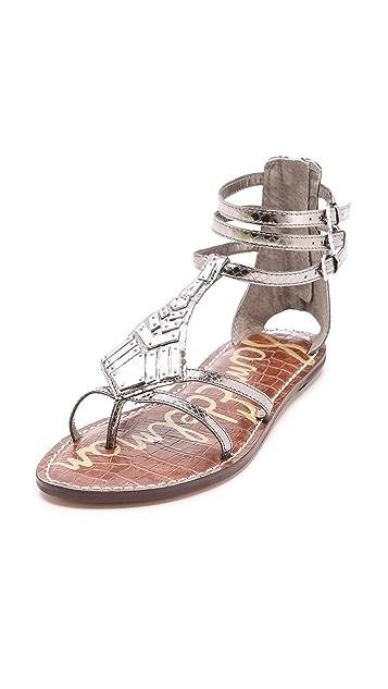 Sam Edelman Genna Strappy Sandals